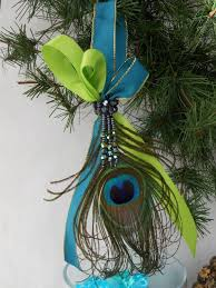 peacock decor best 25 blue tree decorations