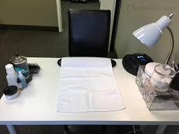Nail Tech Desk by Nail Station Organization U0026 Setup U2013 Chickettes Soak Off Gel