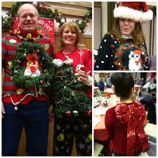 honey i u0027m home ugly christmas sweater party fun