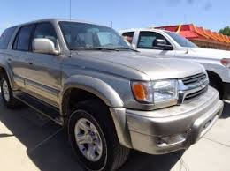 used 2001 toyota 4runner used toyota 4runner for sale in westgate ia 12 used 4runner