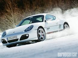 porsche canada porsche winter driving european car magazine