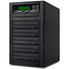 amazon com produplicator 1 to 11 24x cd dvd duplicator copier m