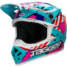 dot motocross helmets bell moto 9 tagger trouble motocross helmet dot approved mx atv