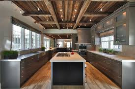 Track Lighting For Kitchen Suspended Track Lighting Ideawall Co
