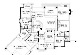 Floor Plans For Country Homes by Home Plan French Country Flavor Startribune Com