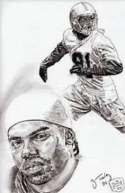 new england patriots randy moss drawing sketch art picture ebay