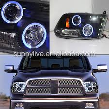 dodge ram 2500 headlight bulb aliexpress com buy 2009 2015 year for dodge ram 1500 blue color