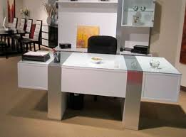 Unique Computer Desk Ideas Desk White Modern Computer Office Uk Intended For Elegant Home