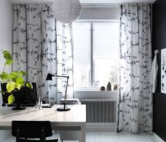 rideau de cuisine ikea rideaux ikea à motifs photo 8 12 on parle souvent de rideaux