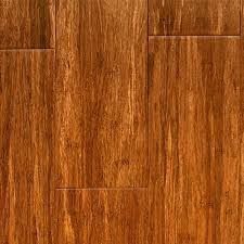 Bamboo Flooring Wa Islander Carbonized 7 16 In Thick X 3 5 8 In Wide X Random