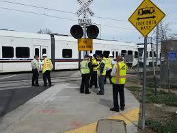 Light Rail San Jose Map by San Jose Pedestrian Hit By Light Rail Train Off Bascom