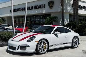 porsche sale 2016 porsche 911 r surfaces for sale in florida