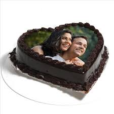 photo cake photo truffle cake at best prices in india archiesonline