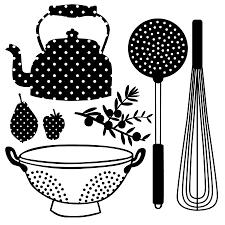 stiker cuisine cuisine