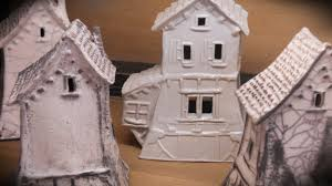 how to make ceramic houses and boats www blayneknox