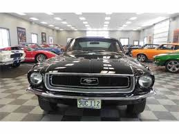 1968 ford mustang fastback j type for sale classiccars com cc