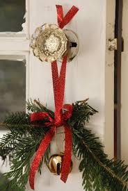 christmas door hangers with bells hanger inspirations decoration
