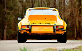 1973 porsche rs for sale formerly nicolas cage s 1973 porsche 911 rs 2 7 sold for