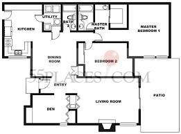 whitney floorplan 1765 sq ft rossmoor 55places com
