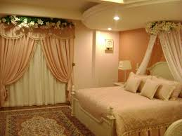 modern bedroom decoration for first night bedroom decor