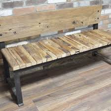 Industrial Style Bench 108 Best Industrial Style Furniture Images On Pinterest