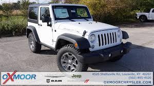 jeep wrangler rubicon jk 2017 jeep wrangler jk rubicon sport utility in louisville