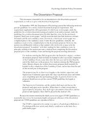 thesis proposal template education