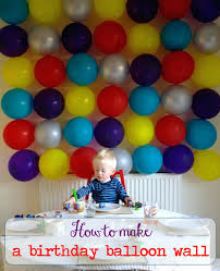 birthday decorations to make at home wall ideas birthday wall decoration diy birthday wall