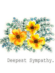condolences cards free printable sympathy cards create and print free printable