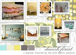 home design board ahhh some color some light colorful playful fresh
