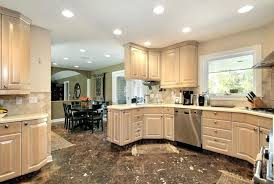 Whitewashed Kitchen Cabinets Whitewashed Kitchen Cabinets Faced