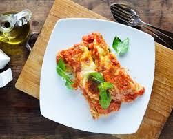 cuisine brousse recette cannellonis à la brousse