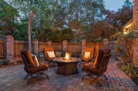 Ideas For Backyard Patios by 25 Brick Patio Design Ideas Designing Idea