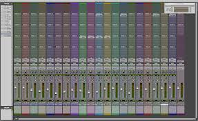 pro tools 8 the test the return of the king audiofanzine