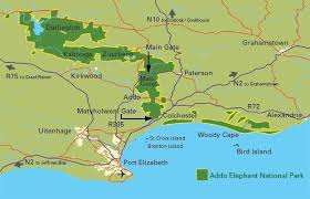 j bay south africa map south national parks sanparks official website