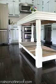 salvaged wood kitchen island diy kitchen island with salvaged wood