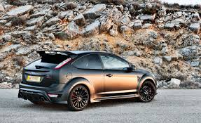 ford focus st 2011 for sale reports suggest ford developing focus rs will it come to