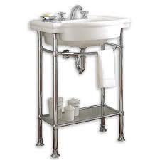 american standard bathroom cabinets retrospect 27 inch bathroom console sink american standard