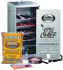 buying guide to little chief front load electric smoker