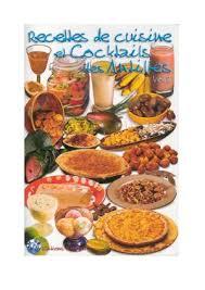 cuisine des antilles calaméo recettes de cuisine et cocktails des antilles vol 2