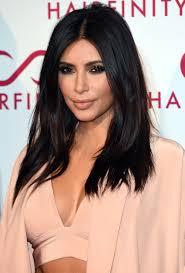 kim kardashian u0027s hairstylist demos how to get her textured waves