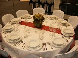Round Table Decor Round Table Setting Ideas Tips Need Some New And Creative Ideas