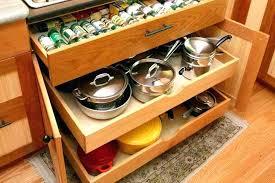 kitchen pan storage ideas kitchen cabinet pot and pan storage pots and pans storage kitchen