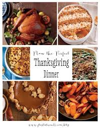 thanksgiving thanksgiving dinnernu planner template golden