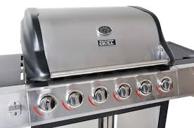 backyard grill gas grill backyard grill 6 burner propane gas grill with side burner