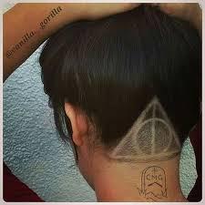 cutting hair so it curves under best 25 under cut ideas on pinterest under shave designs