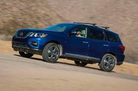 nissan pathfinder hybrid 2017 first look 2017 nissan pathfinder testdriven tv