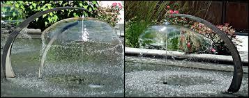 diy waterfall fountain ideas for large garden blogdelibros