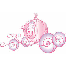 princess carriage wall decal room mates licensed designs princess carriage peel and stick giant wall decal rmk slm
