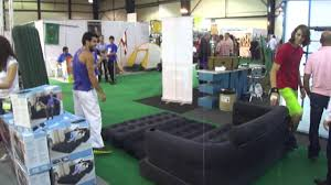 Inflatable Pull Out Sofa by Intex Air Beds 1 Youtube
